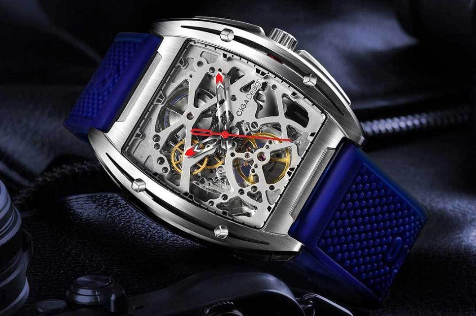 xiaomi ciga mechanical watch z series