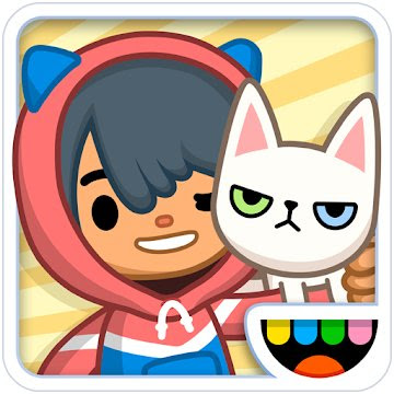 Toca Life: Pets (Full Game Paid & Unlocked) APK + OBB Download