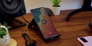 Samsung Galaxy S20 FE Wireless Charging