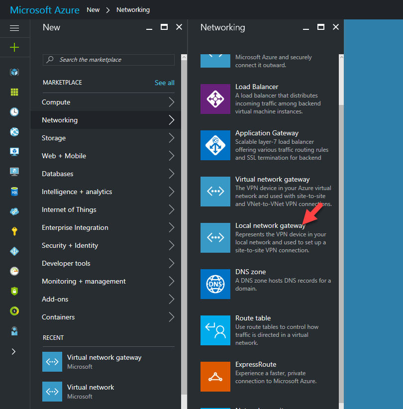 How To Set Up VPN Connection Between Azure and On-Premises