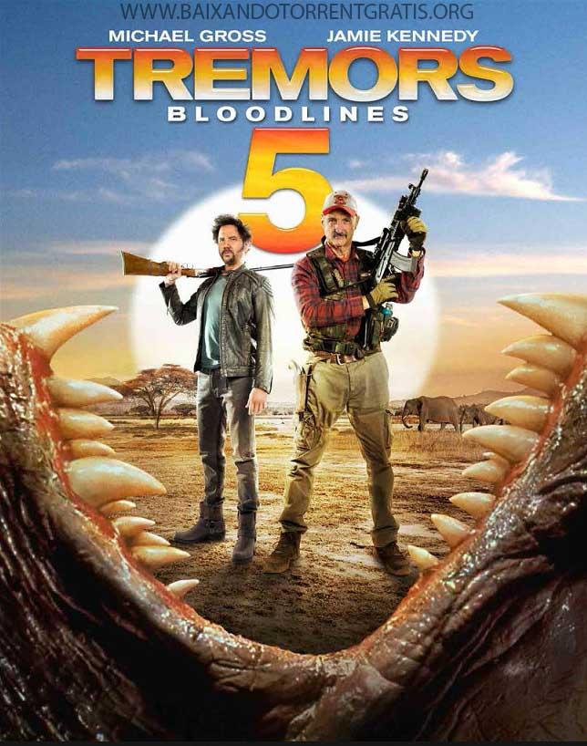 O Ataque dos Vermes Malditos: Linhas de Sangue Torrent – Blu-ray Rip 720p e 1080p Dual Áudio (2015)