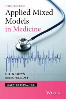 Applied Mixed Models in Medicine 3rd Edition