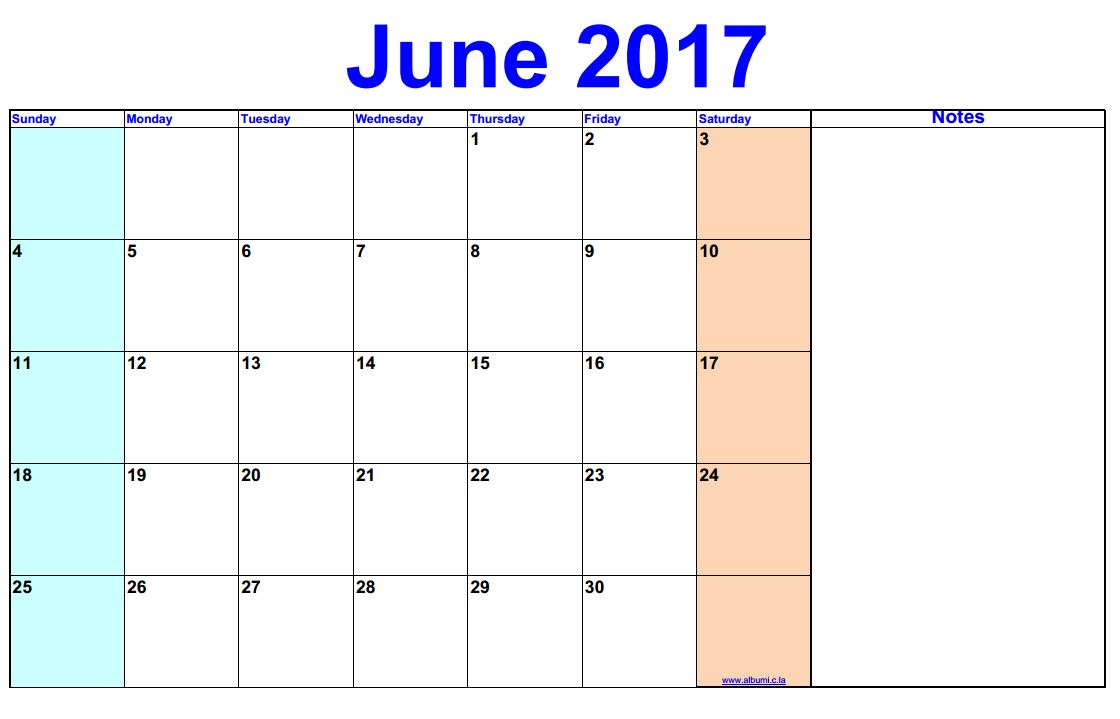 blank calendar for June 2017 pdf and picture blank calendar pages themes blank calendar templates a blank calendar for June 2017 june calendar 2017 template 2017 june calendar printable june calendar 2017 schedule