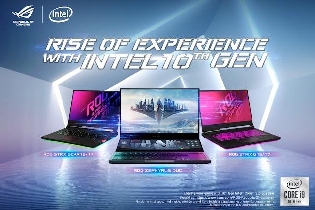 ROG เปิดตัว Zephyrus Duo 15, ROG Strix SCAR III, และ Strix G15/G17 กองทัพเกมมิ่งโน้ตบุ๊กรุ่นใหม่ที่ทรงพลังด้วยโปรเซสเซอร์ Intel เจนเนอเรชั่นที่ 10