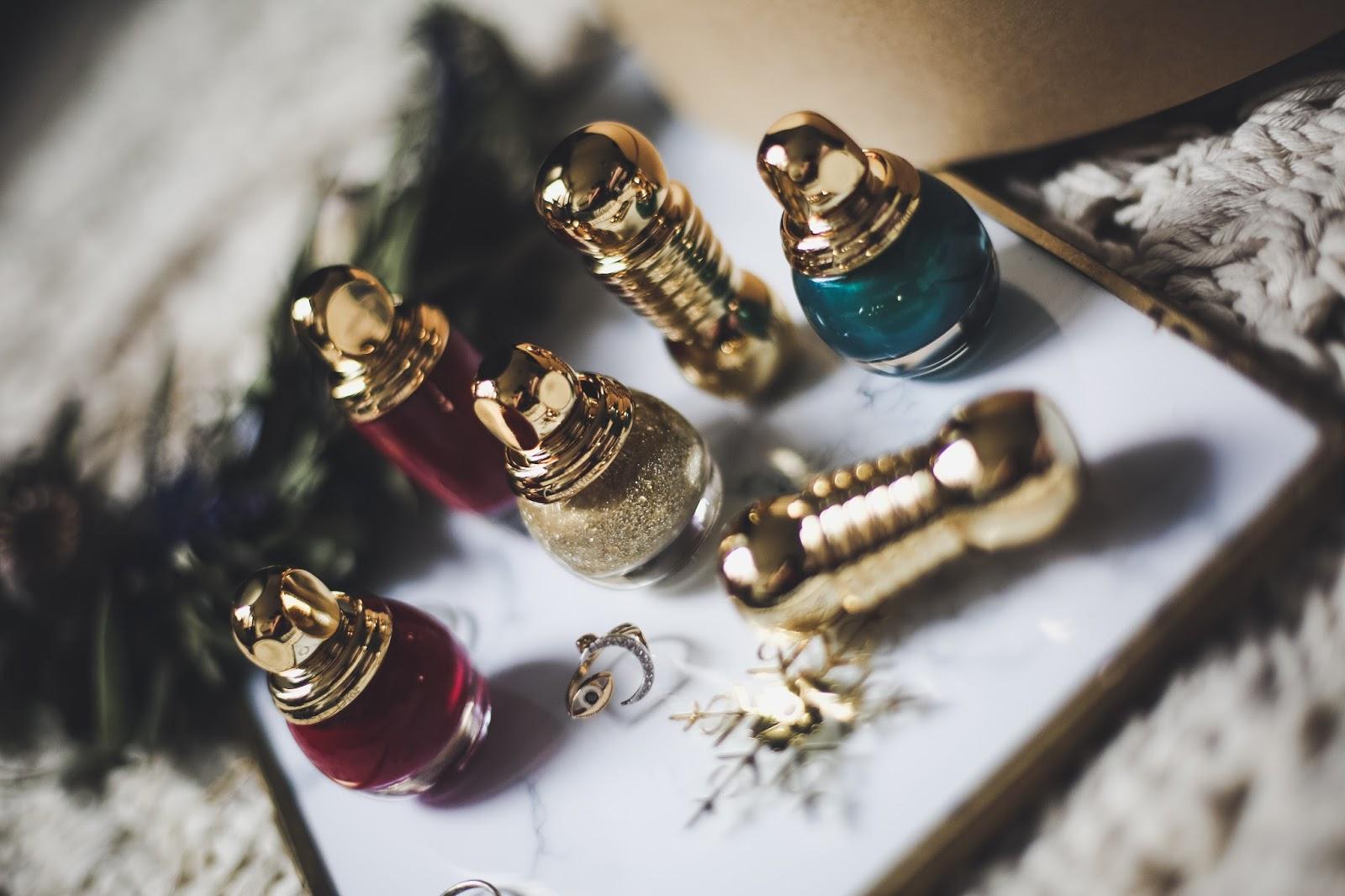 Vernis liner à ongles Diorific édition limitée Noël 2017 precious rocks