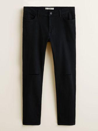 jeansi negri