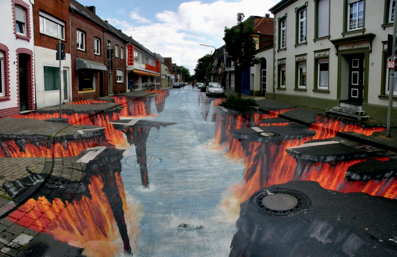 19 Best Images About Artist Brandon Miller On Pinterest: 3D STREET ART