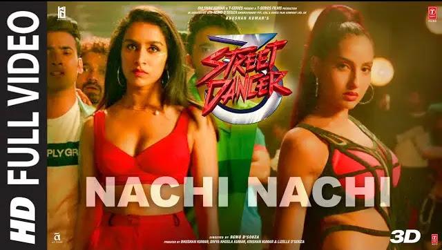 Nachi Nachi lyrics | Neeti M,Dhvani B,Millind G | Sachin-Jigar
