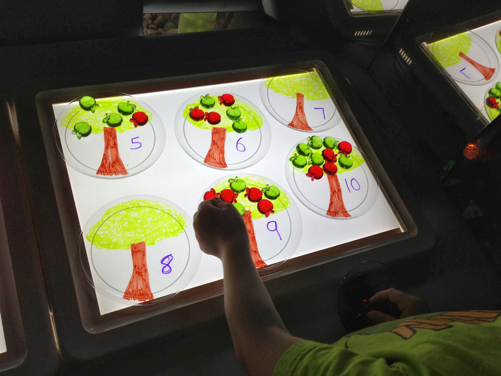 Tablette Lumineuse Ikea Epic Childhood Light Table Exploration