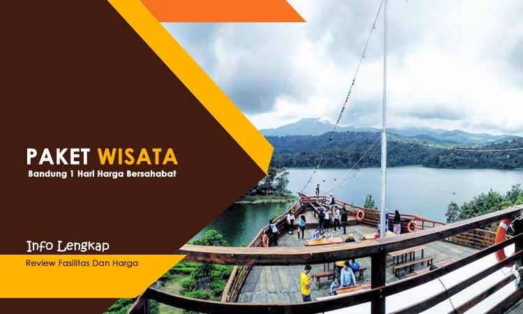 Paket Wisata Bandung 1 Hari - Harga Murah Fasilitas Terbaik