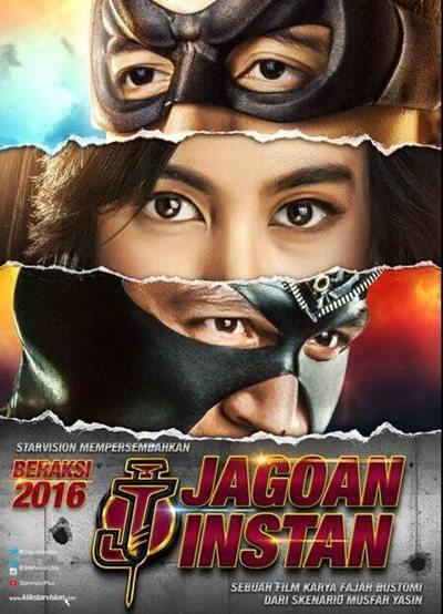 Jagoan Instan full movie