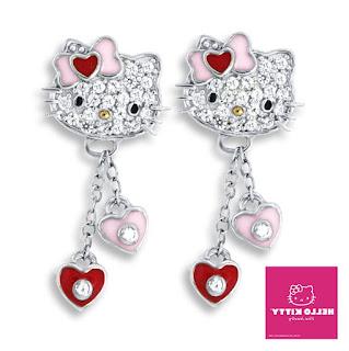 Gambar Anting Hello Kitty Yang Cantik 4