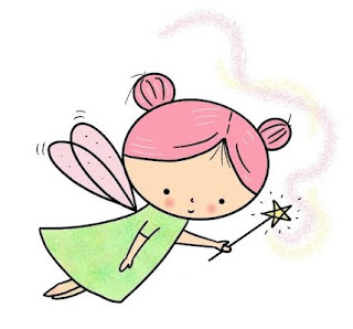 Easy step by step drawing tutorial Cute Fairy