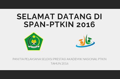 SPAN-PTKIN 2016/2017