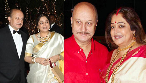 Anupam Kher misses his wife Kirron on her birthday