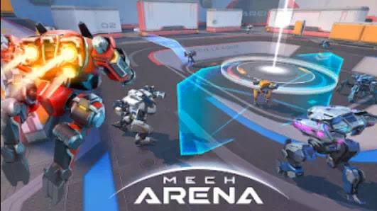 Download Mech Arena MOD APK Terbaru v1.24.02 (Unlimited Money)-1