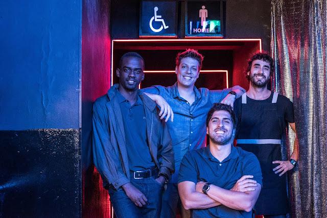 Comedy Central e Porta dos Fundos divulgam a data de estreia de 'Homens?'