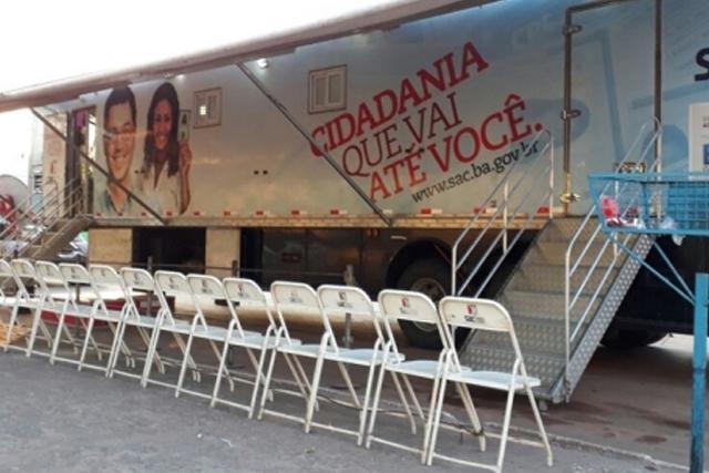 Sac Móvel estará em Itabuna a partir do dia 12 de abril