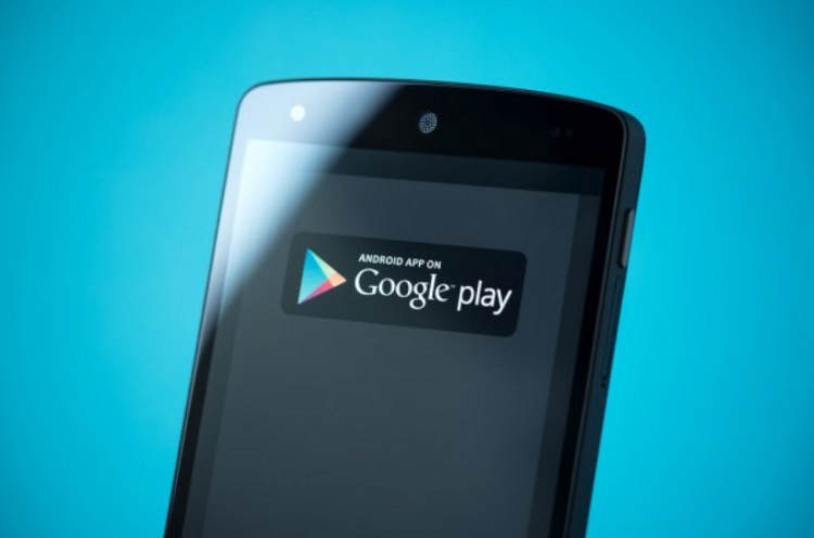 Instal play store