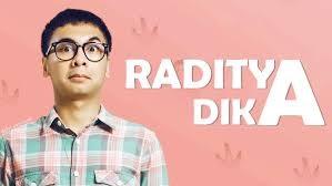 Blogger Terkenal Raditya Dika