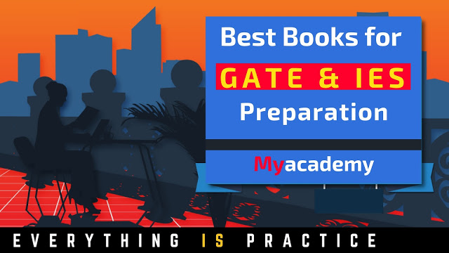 Book for GATE for ece