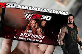 تحميل لعبة WWE 2K20 مهكرة للاندرويد