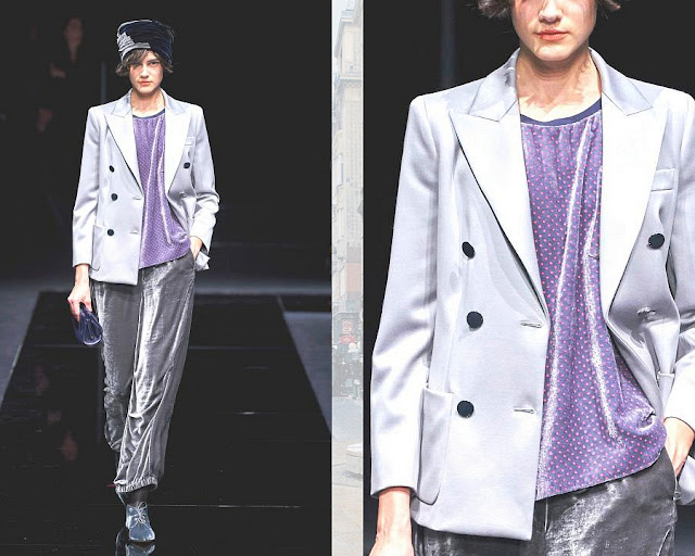 Giorgio Armani показ моды Pre-Fall 2020 6