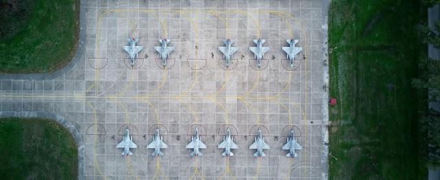Η μεγάλη... επιστροφή του «Ηνίοχου»-Πάνω από 60 αεροσκάφη θα συμμετέχουν