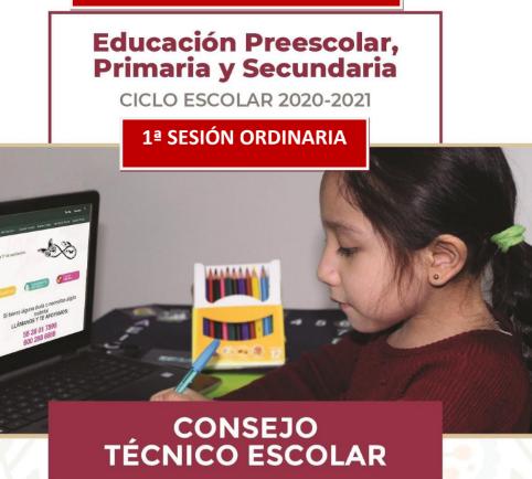 PRODUCTOS   PRIMERA SESIÒN ORDINARIA CONSEJO TÈCNICO ESCOLAR 2020-2021.
