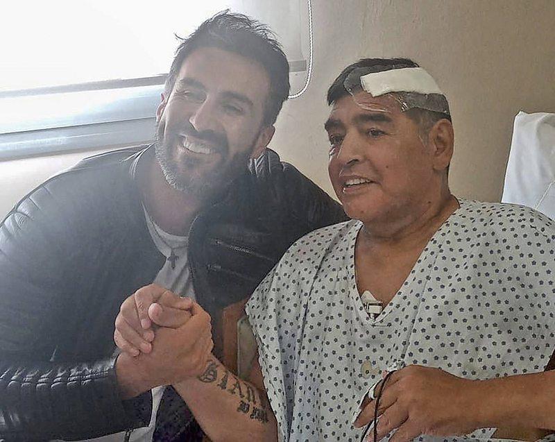 Médicos explican la salud de Diego en sus últimos días de vida