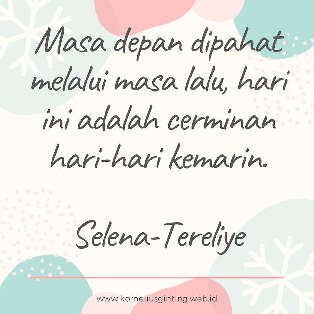 Selena-Tereliye