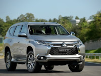 All New Mitsubishi Pajero Sport soon landed in Indonesia