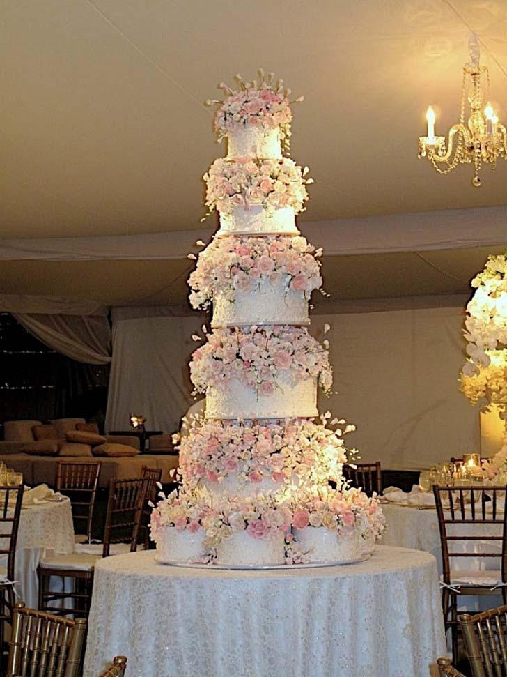 Wedding Cake Prices 67 Fresh Big Wedding Cakes Big