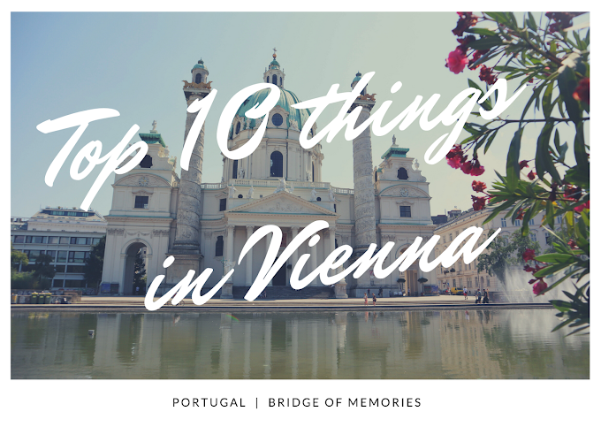 Top 10 things not to miss in Vienna