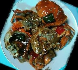 resep kepiting masakan lada hitam