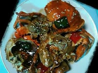 Resep Masakan Kepiting Lada Hitam Sederhana