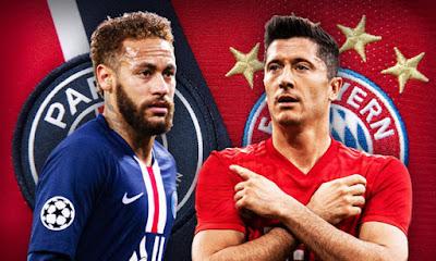 باريس سان جيرمان ضد بايرن ميونخ