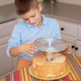 Lemon Sponge Cake - Step 9