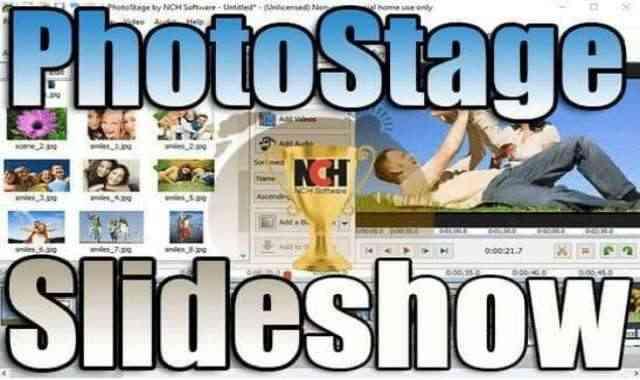 تحميل وتفعيل برنامج PhotoStage slideshow عملاق صناعة الفيديوهات الاحترافية من الصور