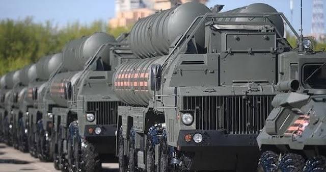 Turki Kerahkan Sistem Pertahanan Rudal S-400 Rusia Sepenuhnya Tahun 2020