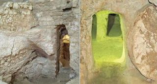 Αυτό είναι το σπίτι όπου μεγάλωσε ο Ιησούς Χριστός στη Ναζαρέτ