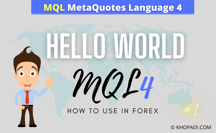 Basic Hello World Program Execution in MQL4