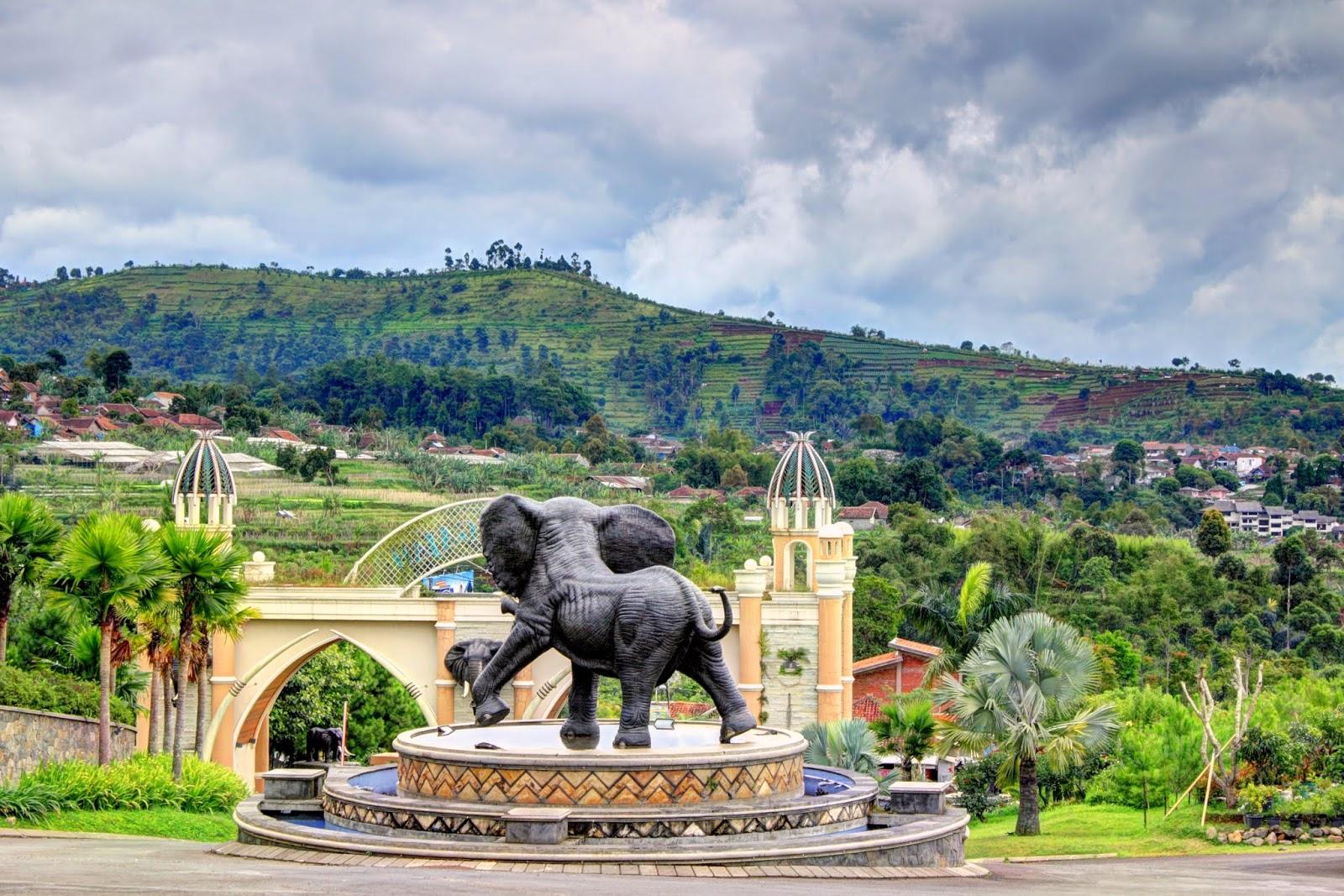 Tiket Kampung Gajah - Mei