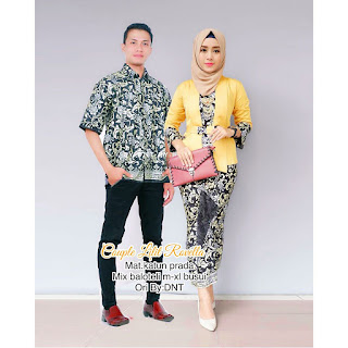 Batik Couple Rovella