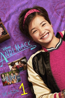 Andi Mack Temporada 1 audio latino