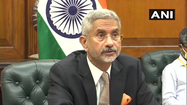 Foreign Minister S Jaishankar attended a meeting with the Foreign Ministers of China and Russia amidst the escalation in India-China relations.