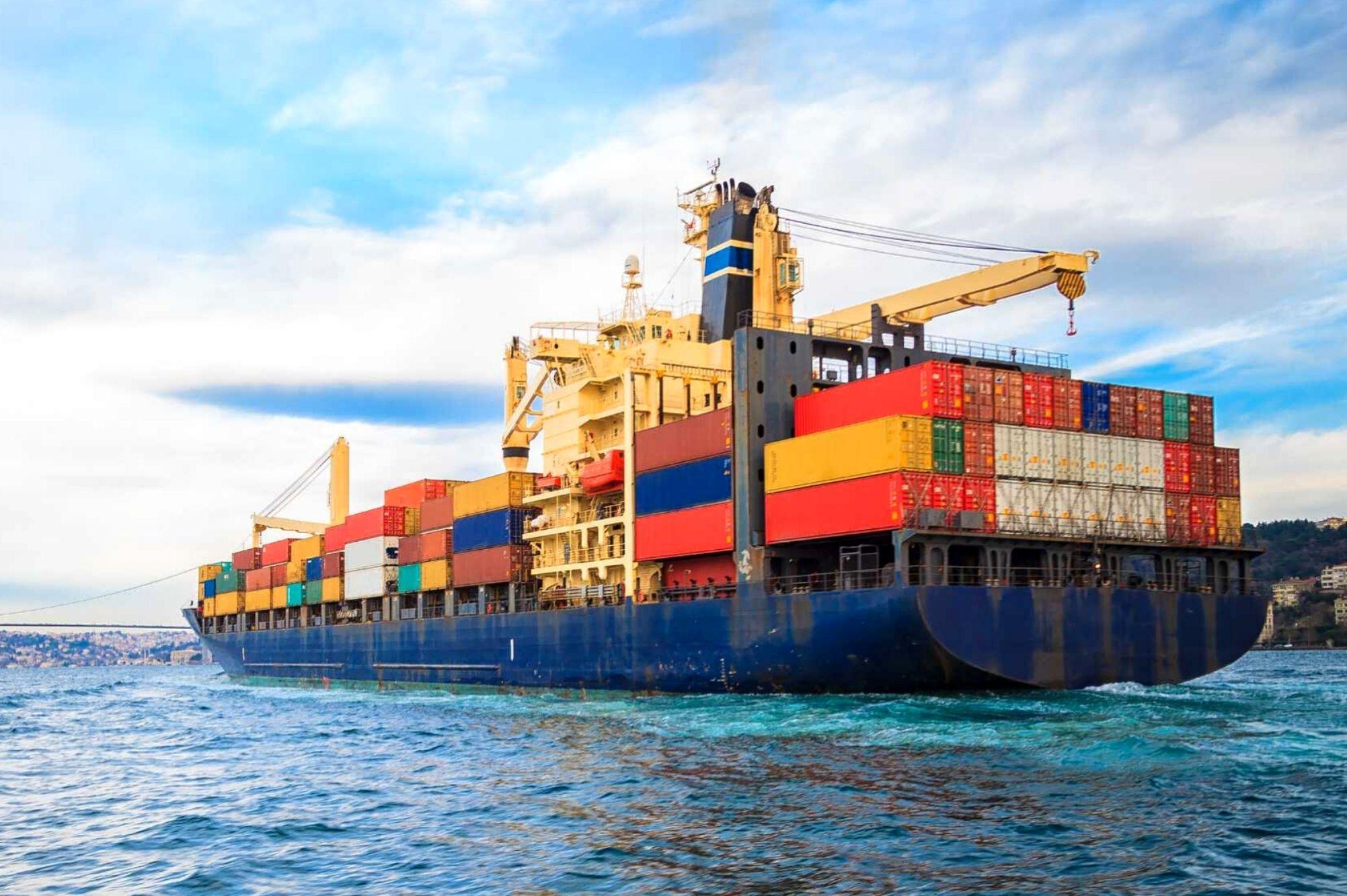 Caos no transporte marítimo atinge exportações de carnes do Mercosul