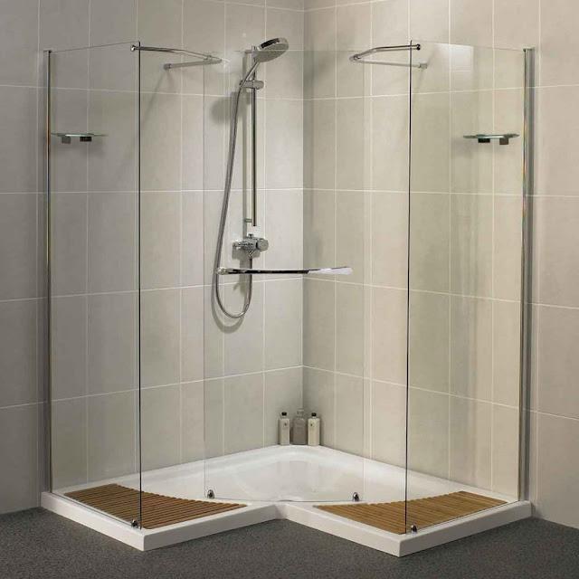 New Home Designs Latest Modern Homes Modern Bathrooms: Walk In Shower Modern Design