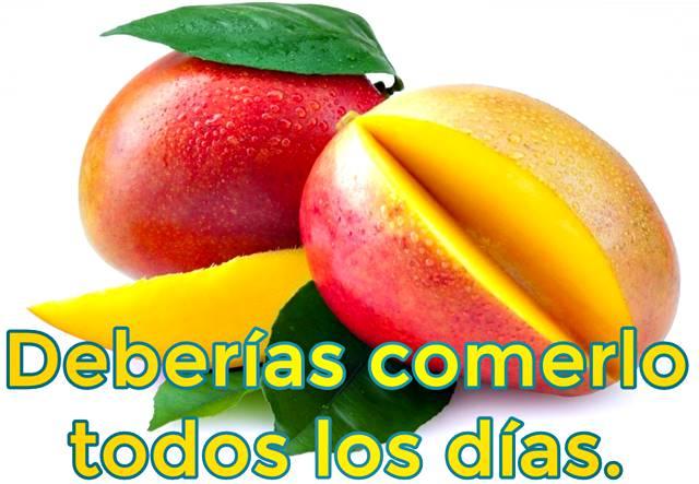 Propiedades de comer mango todos los días para mejorar tu salud
