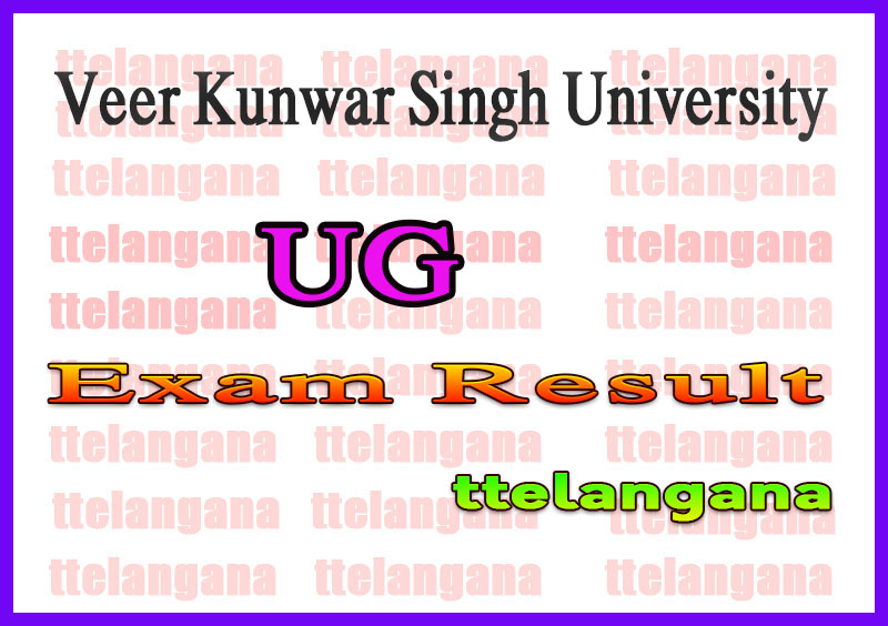 eer Kunwar Singh University of Ara of Bihar Result